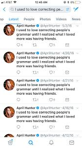 april hunter porn pedantic professor pedanticprof twitter