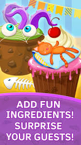 jeux de cuisine de cupcake petit chef cuire cupcakes jeux pour faire la cuisine dans l app store