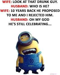 Drunk Sex Meme - funny meme about wife vs husband mostly minions pinterest