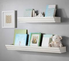 Book Shelves For Kids Rooms by Classic Book Nook Shelving Pottery Barn Kids