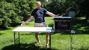 lifetime tailgate table overview u0026 review youtube