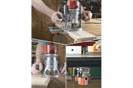 Fine Woodworking Magazine Router Reviews by Tool Review Do It All Routers