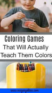 coloring games for toddlers magen golden