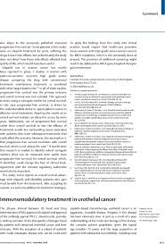 Resume Example Singapore by Immunomodulatory Treatment In Urothelial Cancer The Lancet Oncology