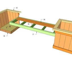 Free Park Bench Plans by Bench Amazing Outdoor Bench Wood Sentinel Outdoor Home Wooden 2