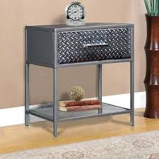 Metal Locker Nightstand Locker Nightstand Bedside Drawers Painted Locker Nightstand
