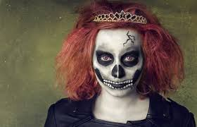 dermatologist tips to keep halloween from effing up your hair and skin