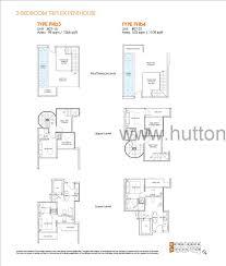triplex plans triplex penthouse 2 bed centra residence