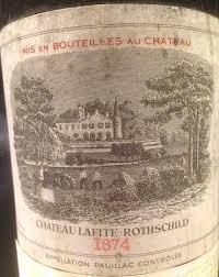 learn about chateau lafite rothschild 1874 château lafite rothschild bordeaux médoc pauillac
