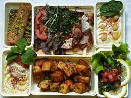 livraison de repas au bureau al boustan traiteur libanais cuisine et spécialités