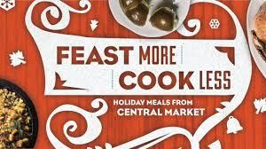 central market thanksgiving radio