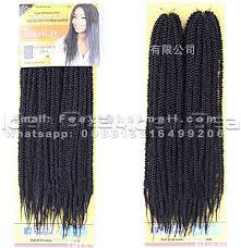 soul twist bulk hair 2pcs lot ombre senegalese twist braiding hair 18 125g synthetic
