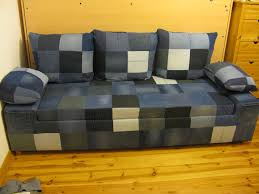 how to reupholster a sofa diy jeans sofa build a simple comfortable jeans sofa with simple