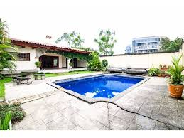 houses in escazú costa rica for sale sale one level house of