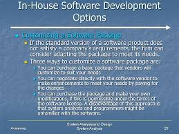 Home Design Software System Requirements System Analysis And Design Ppt Video Online Download