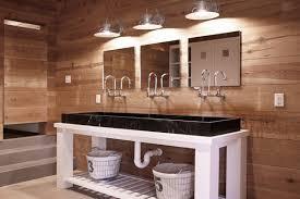 Bathroom Lights Ideas Astonishing Rustic Bathroom Lights Eizw Info