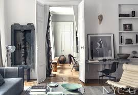 decorator home connecticut based decorator mar silver s pied à terre is a study in