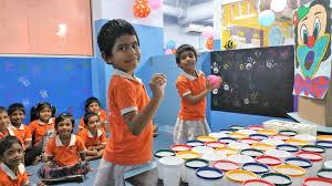 tots club preschool s children s day celebrations