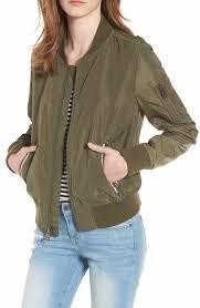 light bomber jacket womens women s bomber jackets nordstrom