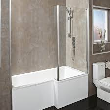 phoenix bathrooms qube shower bath