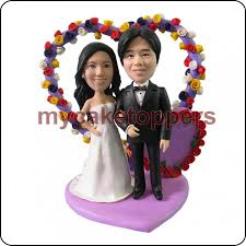 custom wedding cake toppers and groom occasion wedding cake toppers figurine personalized birthday