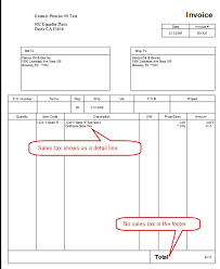 how quickbooks shows sales tax on invoices practical quickbooks