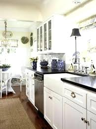 ideas for galley kitchen white galley kitchen godembassy info