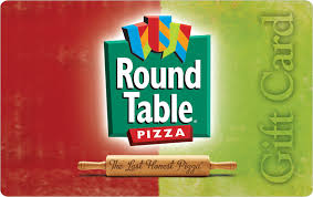 Round Table Pizza Folsom Ca Gift Cards Round Table Pizza The Last Honest Pizza