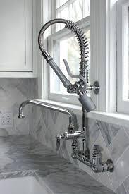 Kitchen Faucet Spray Restaurant Kitchen Faucet Commercial Kitchen 8 Center Wall Mount