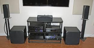 rca 80 watt home theater speaker system emotiva basx home theater audio system review hometheaterhifi com