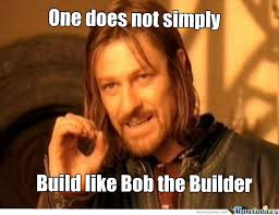 Builder Memes - lotr weighs in on the american sherlock construction memes