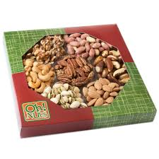 bulk gift baskets healthy roasted 7 variety nuts gift basket nut gift baskets