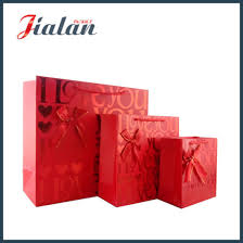 s day shopping china s day i you bowknot shopping gift paper