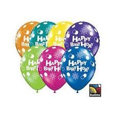 qualatex balloons happy birthday qualatex balloons 11 inch 25 per