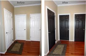 Painted Interior Doors Painted Interior Doors House Of 34