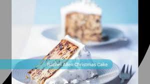 Rachel Allen Dinner Party - good food rachel allen christmas cake youtube