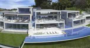 modern mansions 100 million 25 000 square foot to be built modern mega mansion in