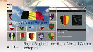 Belgia Flag Battlefield Hardline Beta Belgium Flag Fail Good Games 3