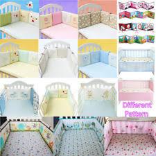 Baby Bedding Cot Sets Nursery Bedding Sets Ebay