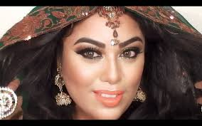 bridal makeup tutorial hope you are all doing amazing this makeup tutorial is for the who wants to stand