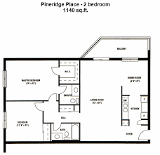 Apartments In London Ontario Pineridge Place Apartments - Two bedroom apartment london