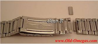 omega bracelet links images How to add remove links from a 1506 7912 1039 1035 omega bracelet jpg