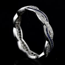 366 best ring images on infinity band engagement ring 8 diamond infinity ring wedding