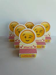 chocolate emoji porta chocolate emoji alegrando com arte elo7