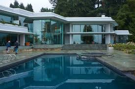arthur erickson modern vancouver houses