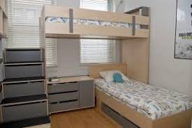 Bunk Bed For Small Room L Shaped Bunk Beds For Foter