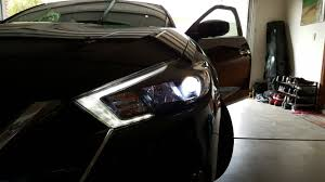 nissan maxima hid headlights led or hid maxima forums