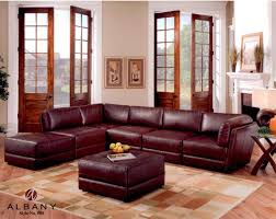 Vintage Sectional Sofa Firenza Vintage Leatherette Modern Sectional Sofa W Options