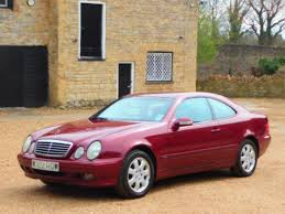 1 owner w reg 2000 mercedes clk 230 avantgarde coupe 28k fsh
