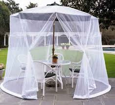 Mosquito Netting For Patio Mosquito Netting For Patio Umbrella To Protect You From Insect Bite